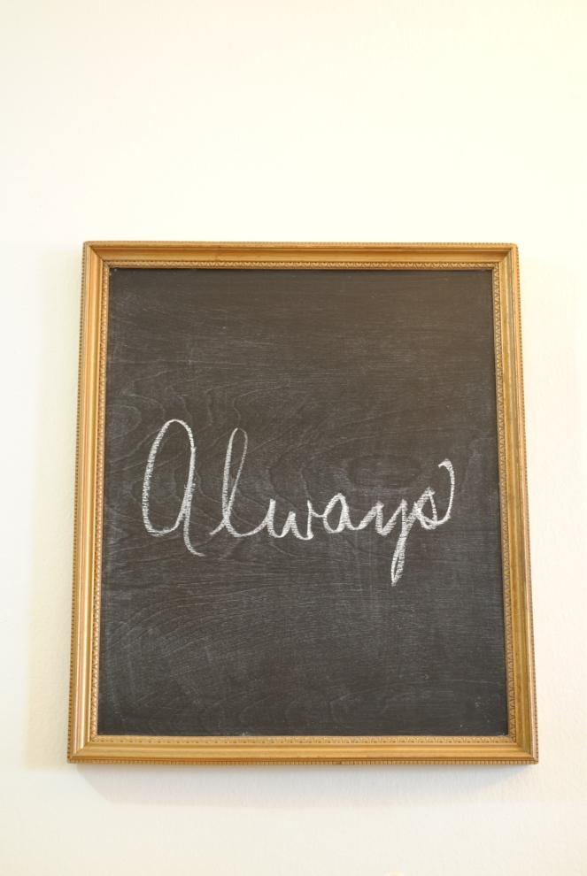 Chalkboard 1