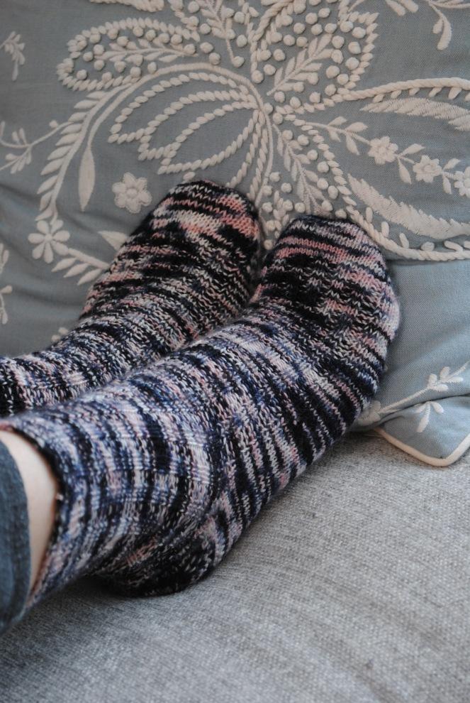 Yarnia Socks 3
