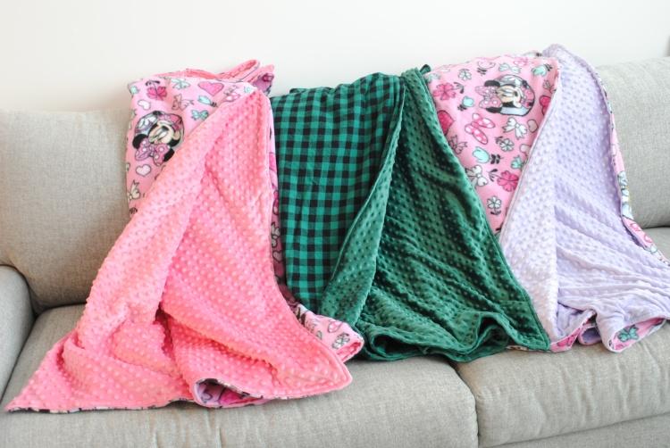 Minky Blankets 3