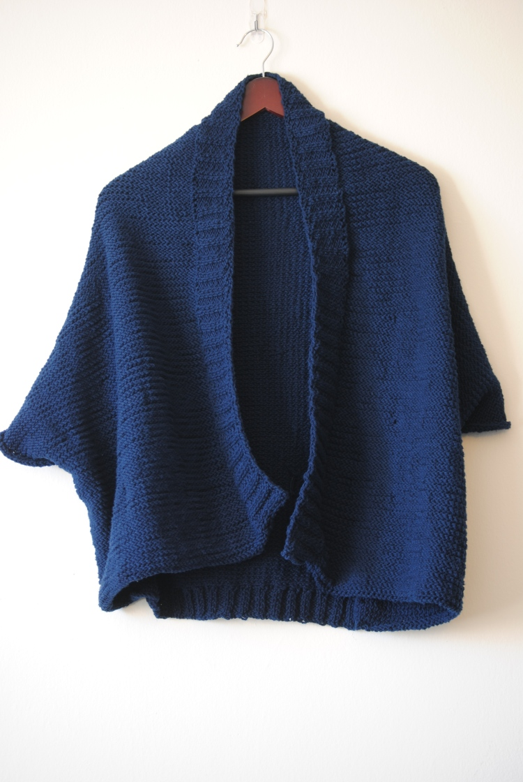 Navy Blue Cardigan 8
