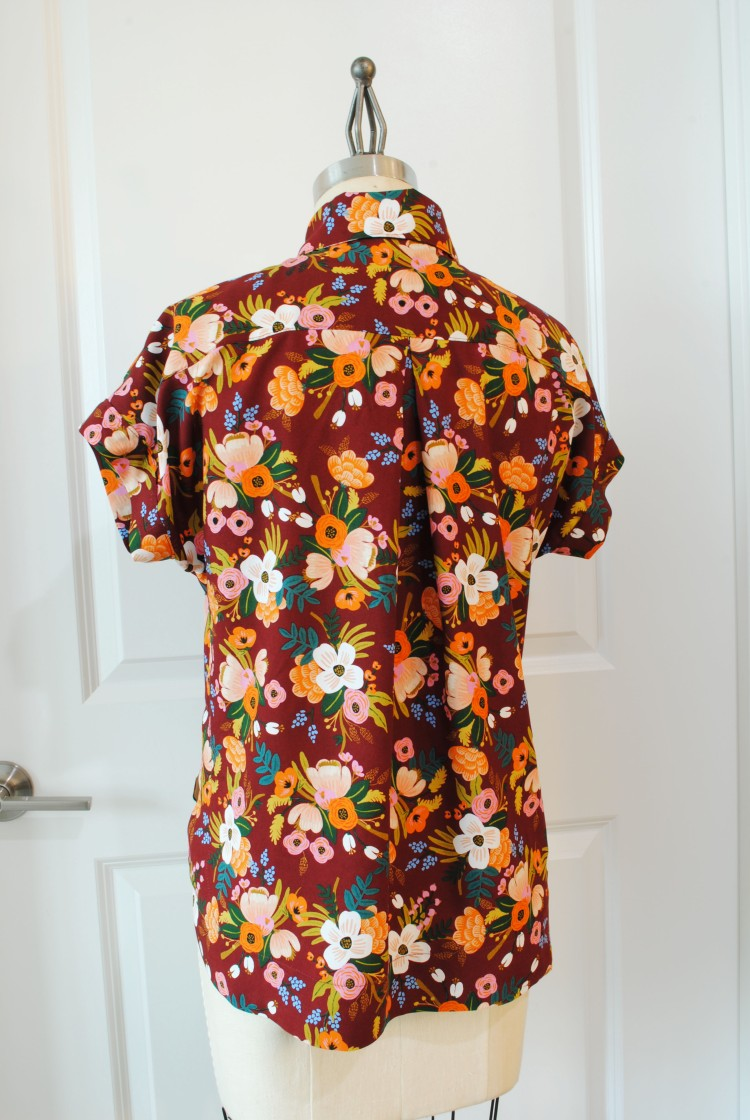 Floral Kalle Shirt 8