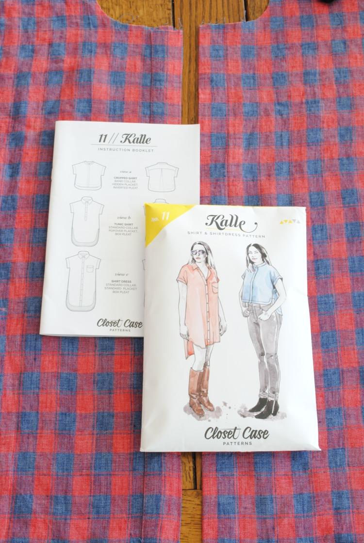Plaid Kalle Shirt 1
