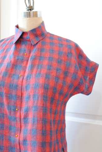 Plaid Kalle Shirt 11