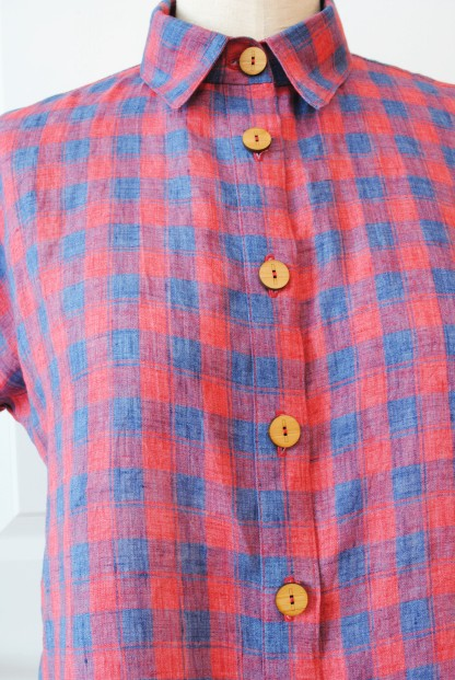 Plaid Kalle Shirt 17