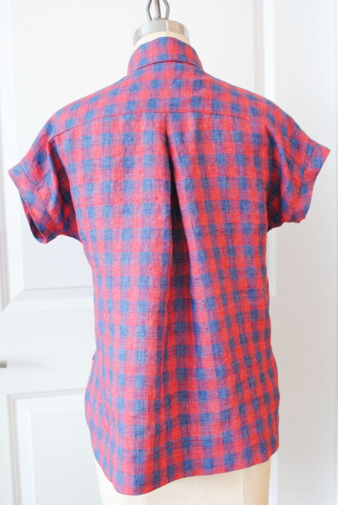 Plaid Kalle Shirt 19