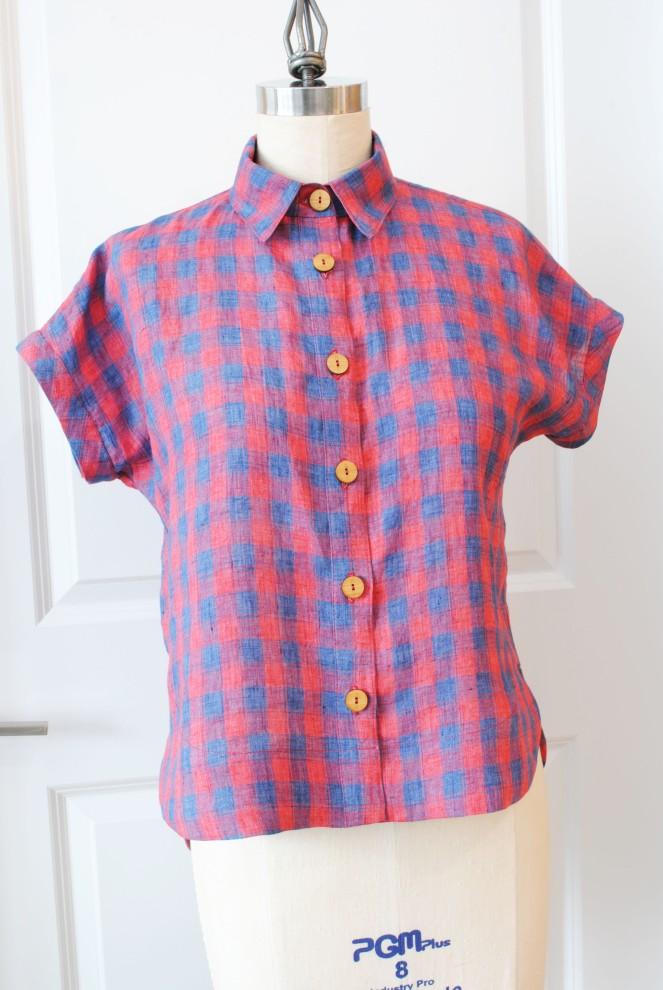 Plaid Kalle Shirt 22