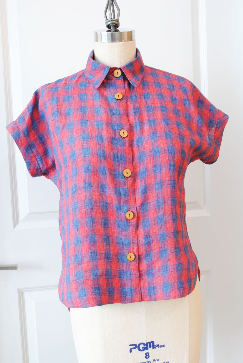 Plaid Kalle Shirt 22