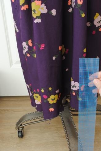 Rayon Teahouse Dress 4