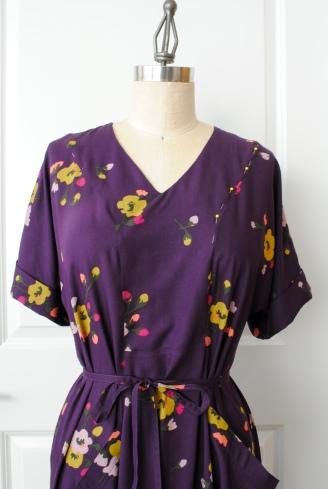 Rayon Teahouse Dress 9