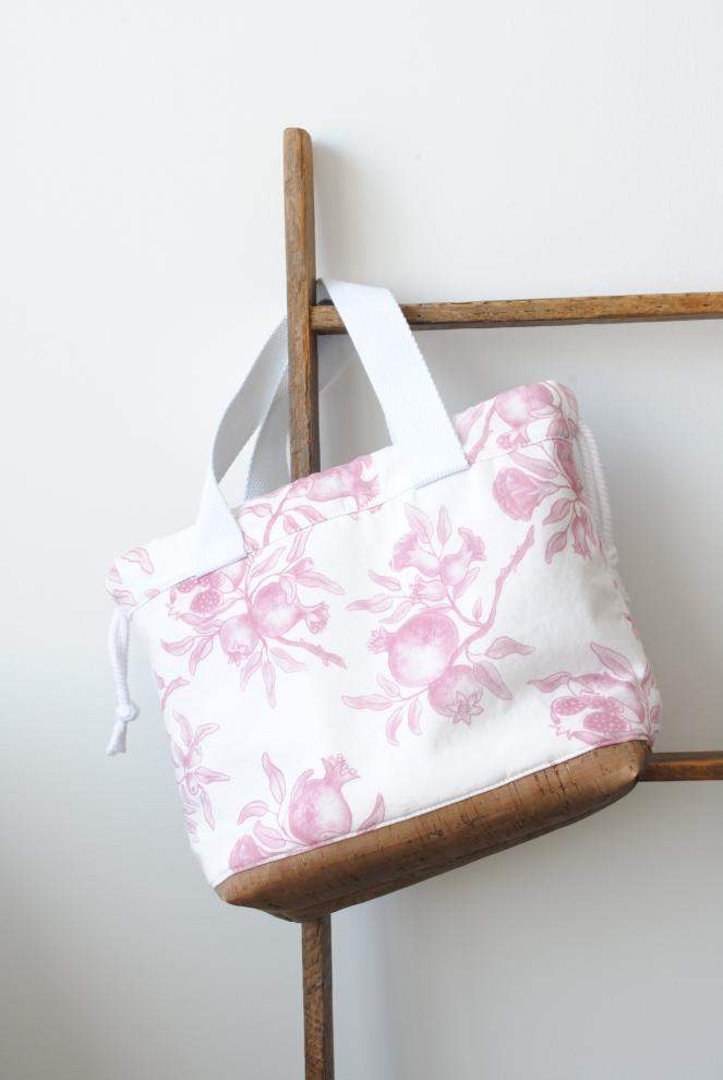 Pomegranate Project Bag 11